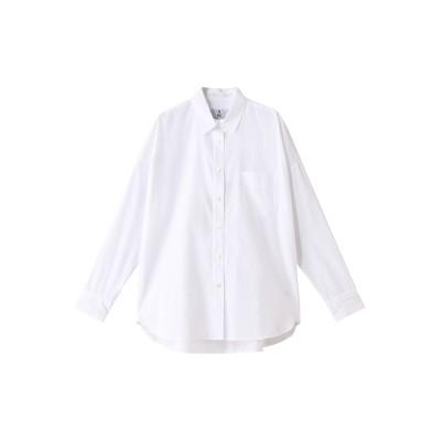 Curensology カレンソロジー &RCビッグシャツ レディース ホワイト F