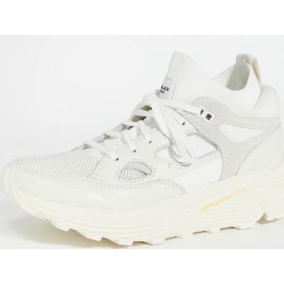 ブランドブラック Brandblack レディース スニーカー シューズ・靴 Aura Sneakers OG-WHT