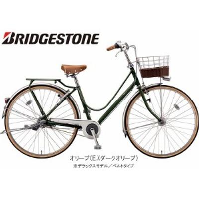 最大1万円オフクーポン有 ブリヂストン 自転車 シティ車 2019 カジュナデラックス ベーシック 27 ブリジストン BRIDGESTONE オ