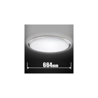東芝 LEDシーリングライト(カチット式) TOSHIBA NLEH08011A-LC 返品種別A