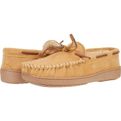 ミネトンカ Minnetonka メンズ ローファー シューズ・靴 Tory Traditional Trapper Cinnamon Suede