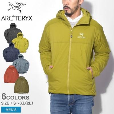 ARC'TERYX アークテリクス 中綿ジャケット アトム AR フーディ 14648 メンズ アウトドア アウター ジャケット 冬 クリスマス