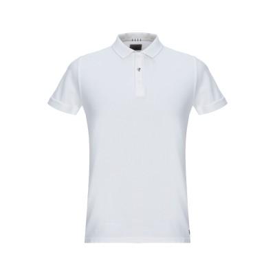 フォーティーウエフト 40WEFT ポロシャツ ホワイト 3XL コットン 100% ポロシャツ