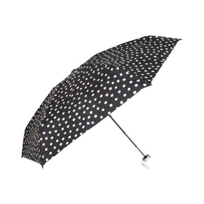 【スニークオンラインショップ】 urawaza ウラワザ 折りたたみ傘 メンズ レディース 軽量 折り畳み UVカット ブラック ブルー 黒 31-230-10106-22 ユニセックス ブラック ワンサイズ SNEAK ONLINE SHOP