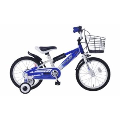 マイパラス MD-10 子ども用自転車 16インチ(ブルー)MYPALLAS[MD10ブル] 返品種別B