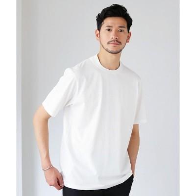 tシャツ Tシャツ 抗菌防臭 接触冷感半袖Tシャツ ジャケT