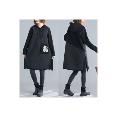 お得 長袖 刺繍 キルティング ジャケット 通勤服 30代 40代 50代 ファッション 大きいサイズ 大人カジュアル 2L 13号