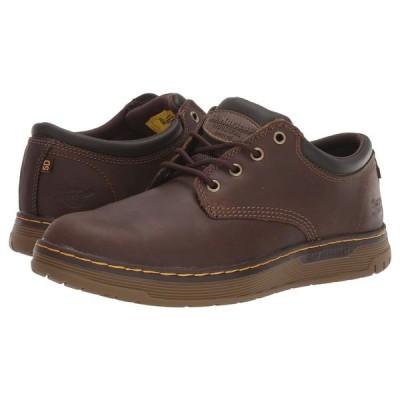 ドクターマーチン Dr. Martens Work メンズ スニーカー シューズ・靴 Culvert Steel Toe SD Dark Brown/Dark Brown/Dark Brown/Dark Brown