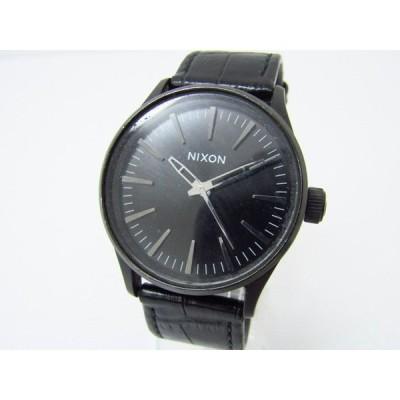 NIXON ニクソン THE SENTURY 38 クォーツ腕時計♪AC14499