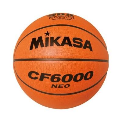 ミカサ お取り寄せ バスケットボール6号 検定球 天然皮革 (ネーム可) CF6000-NEO