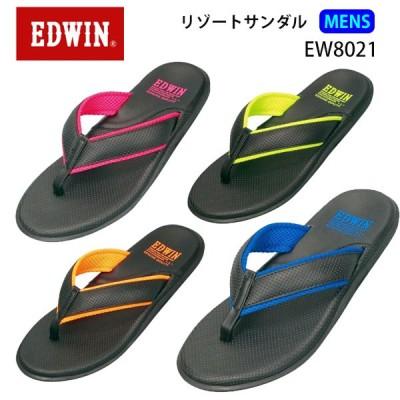 エドウィン メンズ サンダル リゾート EW8021 EDWIN 靴