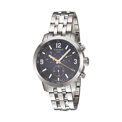 Tissot Men's T0554171105700 PRC200 Analog Display Quartz Silver Watch 並行輸入品