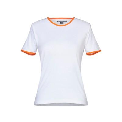 POLO RALPH LAUREN T シャツ ホワイト M コットン 100% T シャツ