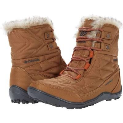 コロンビア Columbia レディース シューズ・靴 Minx Shorty III Elk/Cedar