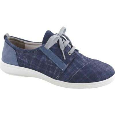 エスエーエス スニーカー シューズ レディース Marnie Sneaker (Women's) Blue Jay/Nubuck Leather