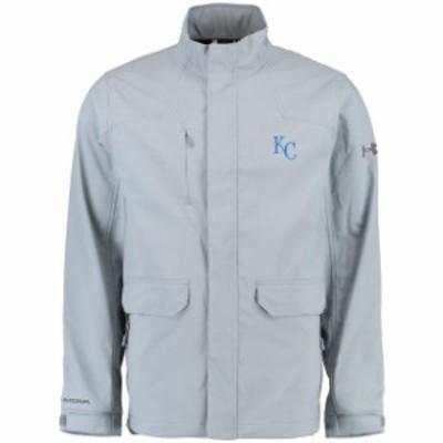 Under Armour アンダー アーマー スポーツ用品  Under Armour Kansas City Royals Steel Elevate Storm Softshell Jacket