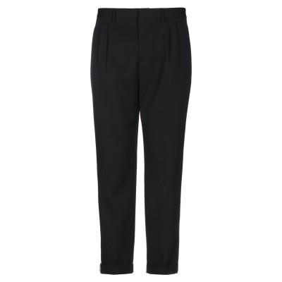 CALVIN KLEIN 205W39NYC パンツ ブラック 50 ウール 100% パンツ