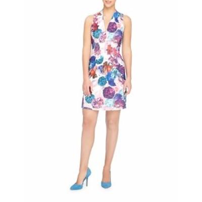 キャサリンキャサリンマランドリノ レディース ワンピース Tinka Graphic Floral Sheath Dress