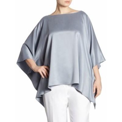 ラファイエット148ニューヨーク レディース トップス シャツ Plus Abbot Chain-Trim Silk Blouse