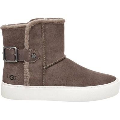 アグ UGG レディース ブーツ シューズ・靴 Aika Sheepskin Boots Taupe