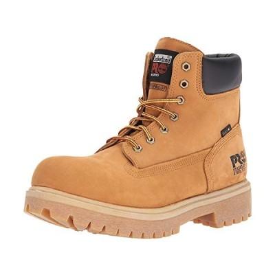 "Timberland PRO 65016 Mens Direct Attach 6"" Steel Toe Boot (Wheat, 8.5 W US)【並行輸入品】"