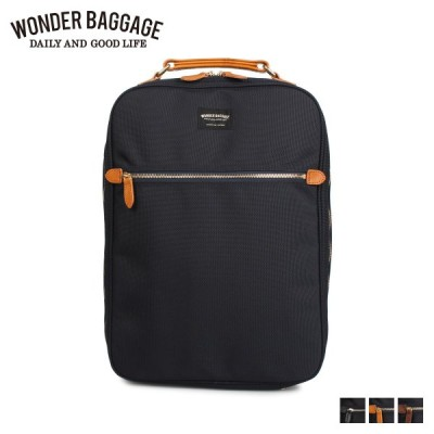 ワンダーバゲージ WONDER BAGGAGE MG ビジネスサック リュック バッグ バックパック メンズ レディース MG BUSINESS SACK WB-G-026