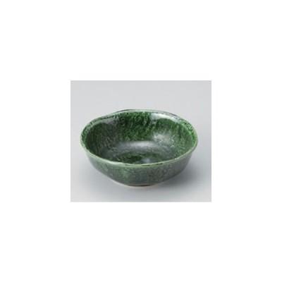 和食器 / 小鉢 中 総織部丸小鉢 寸法:12.2 x 4.4cm
