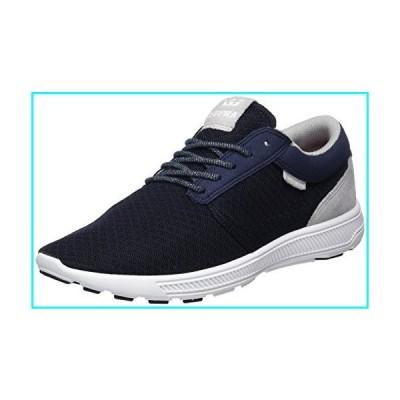 [Supra] Mens Hammer Run Shoes Size 8 Navy - White