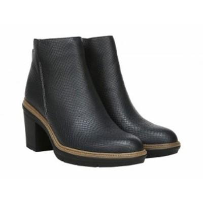 Dr. Scholls ドクターショール レディース 女性用 シューズ 靴 ブーツ アンクル ショートブーツ Finderkeeper Black【送料無料】