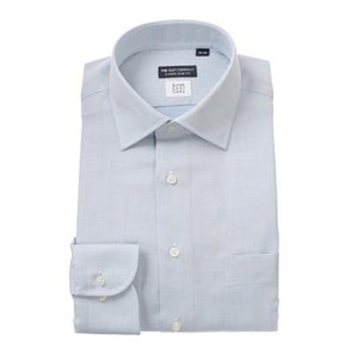 【SUPER EASY CARE】ワイドカラードレスシャツ〔EC・CLASSIC SLIM-FIT〕