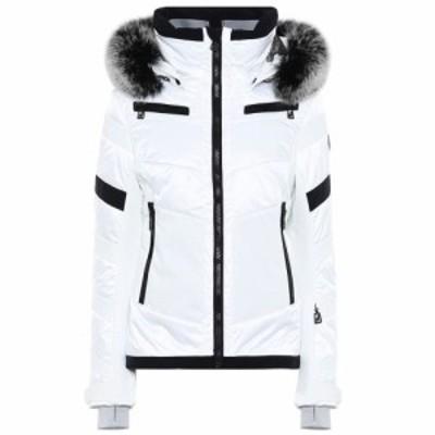 トニー ザイラー Toni Sailer レディース ジャケット アウター Luna fur-trimmed ski jacket Black