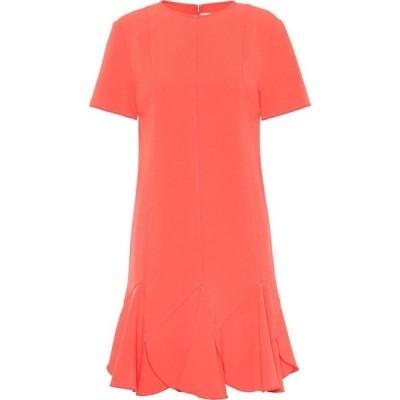 ヴィクトリア ベッカム Victoria Victoria Beckham レディース ワンピース ワンピース・ドレス Stretch minidress Bright Coral