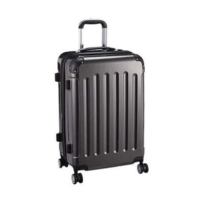[アイダディ] 【idadi】キャリーケース スーツケース M6020 保証付 60L 60 cm 3.7kg M6020M-10 ブラック