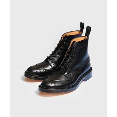 Tricker's / Tricker's M5634 STOW / LEATHER SOLE / COUNTRY BOOT MEN シューズ > ブーツ