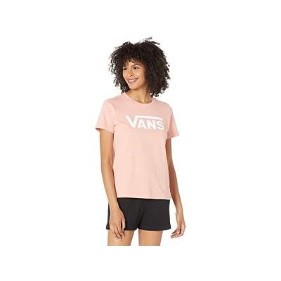 バンズ Flying V Crew T-Shirt レディース シャツ トップス Coral Almond