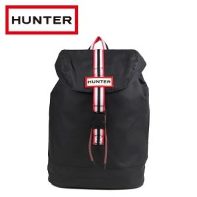 ハンター HUNTER リュック バッグ バックパック メンズ レディース ORIGINAL LIGHTWEIGHT RUBBERISED BACKPACK 防水 ブラック 黒 UBB4032