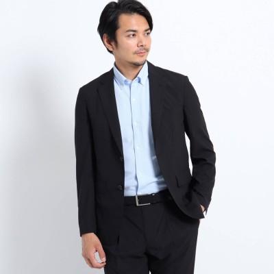 タケオ キクチ TAKEO KIKUCHI 【Sサイズ~】軽量ストレッチジャケット (ブラック)