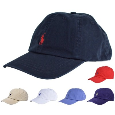 POLO RALPH LAUREN  コットンベースボール CAP 710548524