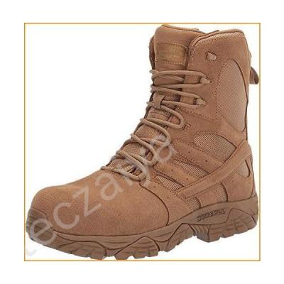 Merrell Men's Defense Zip Ct Hiking-Boots, Dark Coyote, 8並行輸入品