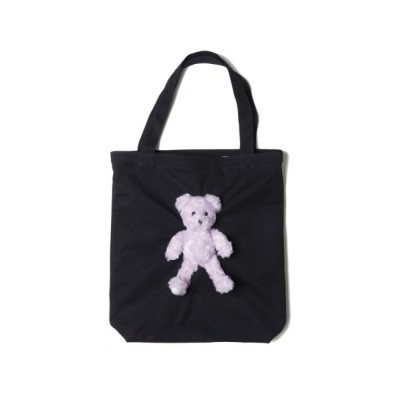 A'GEM/9 × .kom / 『TRAVAS TOKYO/トラバス トーキョー』Stuffed toy tote bag/ぬいぐるみ くま トートバッグ WOMEN バッグ > トートバッグ