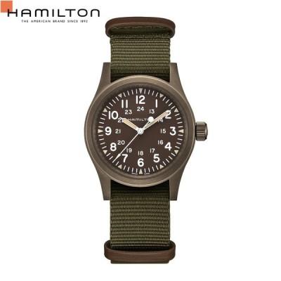 ハミルトン カーキ フィールド H69449961 機械式 メンズ腕時計 HAMILTON 正規品