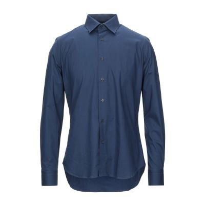 ALEA シャツ ブルーグレー 38 コットン 97% / ポリウレタン 3% シャツ