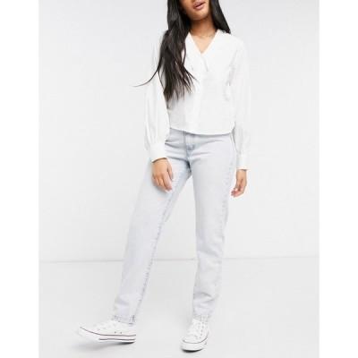 コットンオン Cotton:On レディース ジーンズ・デニム ボトムス・パンツ High Rise Mom Jean In Light Wash アポロブルー