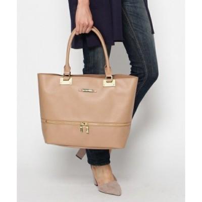 ◆ポケットデザイントートバッグ