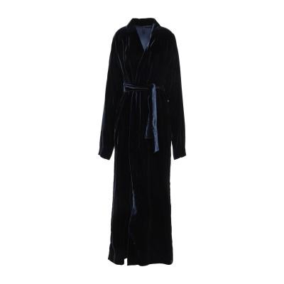 BEN TAVERNITI™ UNRAVEL PROJECT ロングワンピース&ドレス ダークブルー XS レーヨン 69% / キュプラ 31%
