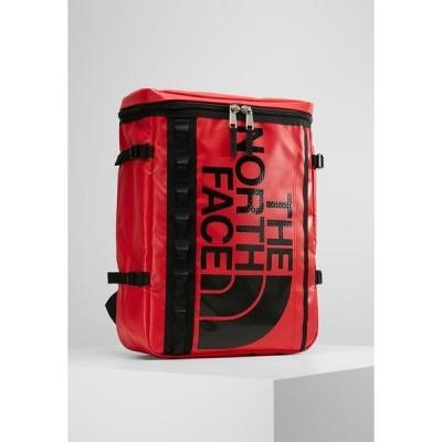ノースフェイス バックパック・リュックサック メンズ バッグ BASE CAMP FUSE BOX UNISEX - Rucksack - red