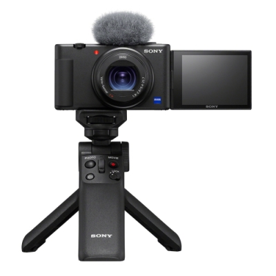 SONY Digital Camera ZV-1 類單眼相機手持握把組 (公司貨)