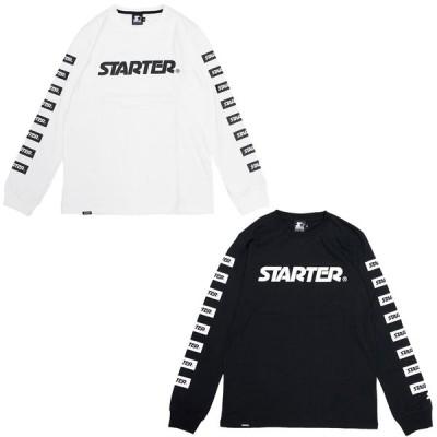 STARTER BLACK LABEL スターター ブラックレーベル BROW L/S TEE 長袖Tシャツ カットソー ロングスリーブ セール