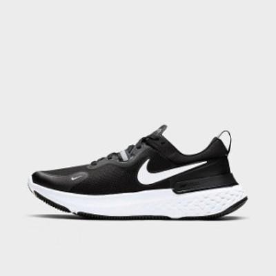 ナイキ メンズ インフィニティ Nike React Miler ランニングシューズ Black/Dark Grey/Anthracite/White