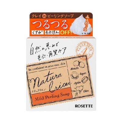 ロゼット ナチュラリオン マイルドピーリングソープ(さっぱり フルーティアロマの香り) 洗顔料